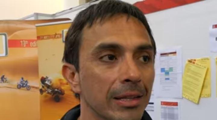 """'Chavo' Salvatierra quedó fuera del Dakar 2019 y él cree que es una """"discriminación"""" de ASO"""