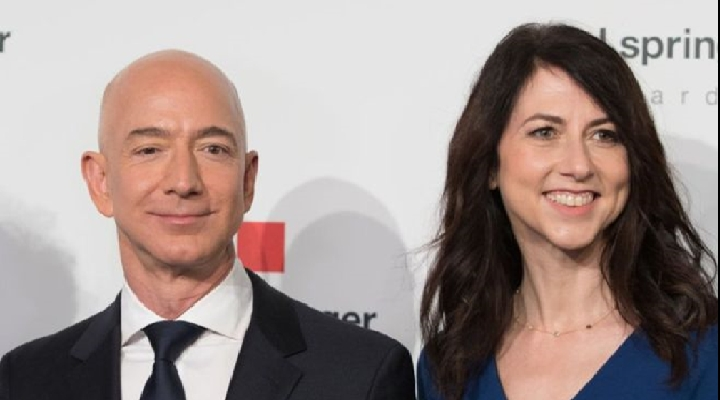 Quién es MacKenzie Bezos, la mujer de la que se divorcia Jeff Bezos tras 25 años de matrimonio