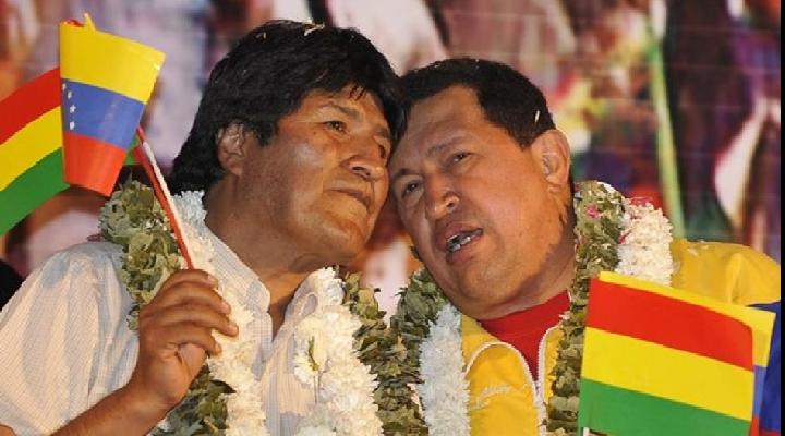 """Toma de posesión de Nicolás Maduro: la historia detrás de la """"eterna lealtad"""" de Evo Morales a la Revolución bolivariana de Venezuela"""