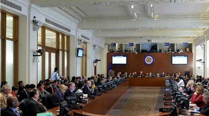 OEA declara ilegítimo gobierno de Maduro y Evo dice que el organismo atenta a Venezuela