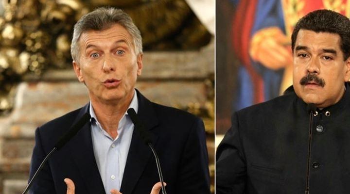 Argentina no reconoce a régimen de Maduro y Paraguay rompe relaciones diplomáticas con Venezuela