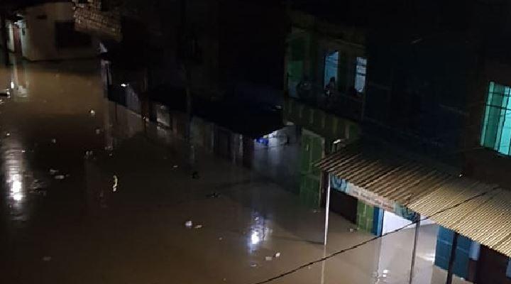Por lluvias y riadas, 22 municipios en desastre y 20 fallecidos en el país