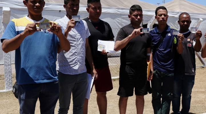 En tres días ya desertaron 326 militares venezolanos a Colombia