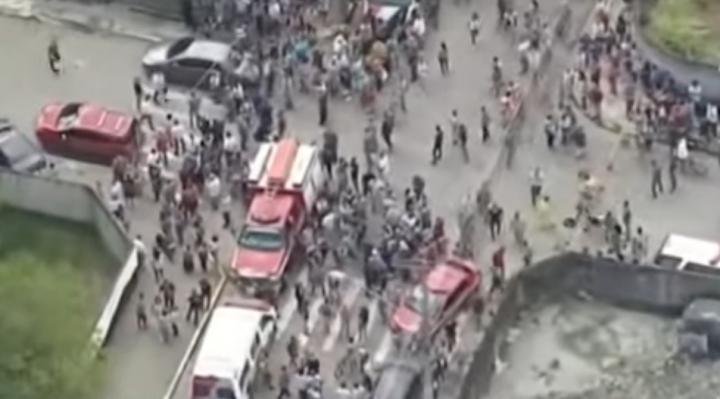 Matanza en una escuela de Brasil deja 10 fallecidos