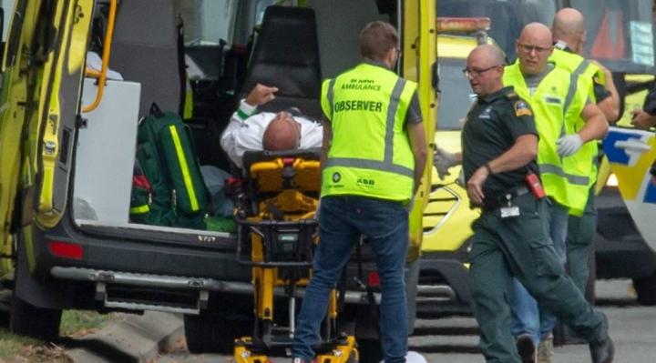 Nueva Zelandia: Horror ante ataques terroristas contra dos mezquitas