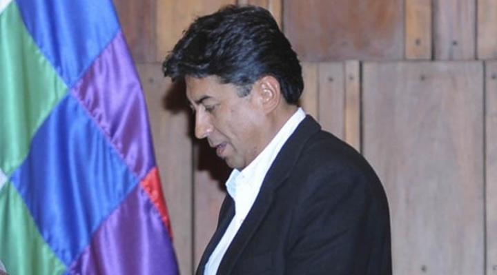 Pidió licencia el magistrado Ceballos, acusado de golpear a su esposa