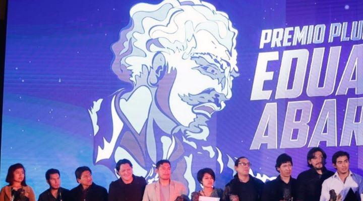 Premio Eduardo Abaroa: 111 artistas recibieron galardones