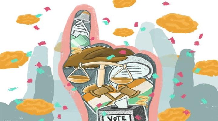 900 millones de votantes: ¿cómo hace India para organizar las mayores elecciones del mundo?
