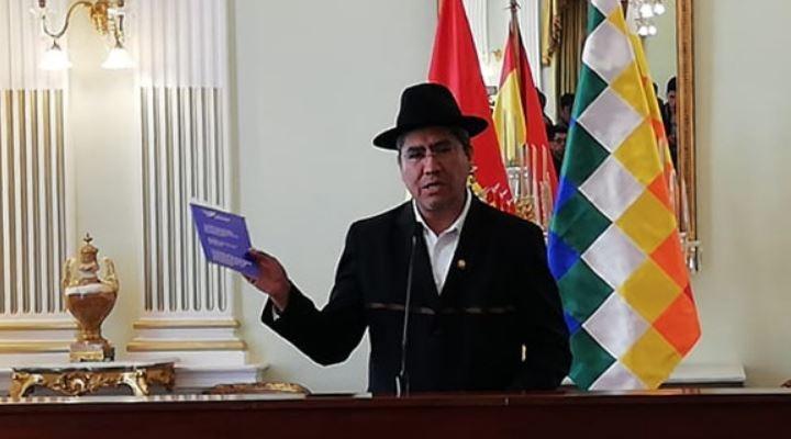 Bolivia traspasa presidencia de Unasur a Brasil, un organismo reducido a cuatro países