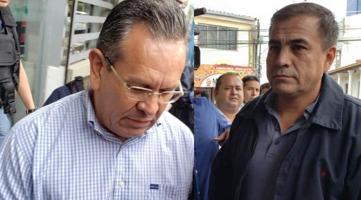 Gonzalo Medina y Fernando Moreira no irán a Palmasola, permanecerán en celdas de la FELCC