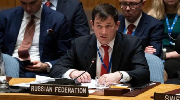 """Crisis en Venezuela: una intervención militar tendría """"consecuencias devastadoras para la región y para la seguridad mundial"""", advierte diplomático ruso"""