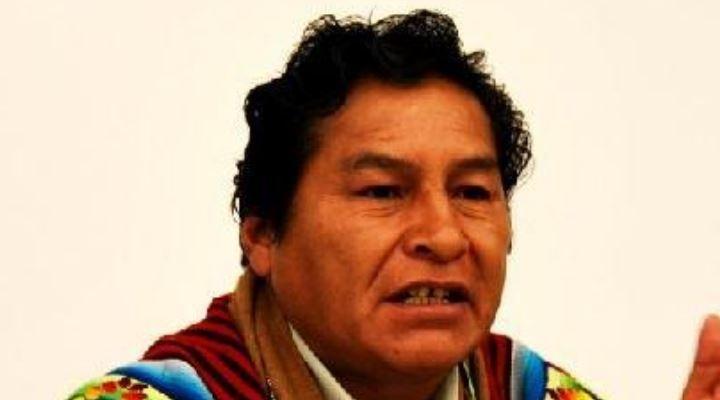 Félix Cárdenas, esposo de la mamá de Evaliz, fue relevado del Viceministerio de Descolonización después de 9 años