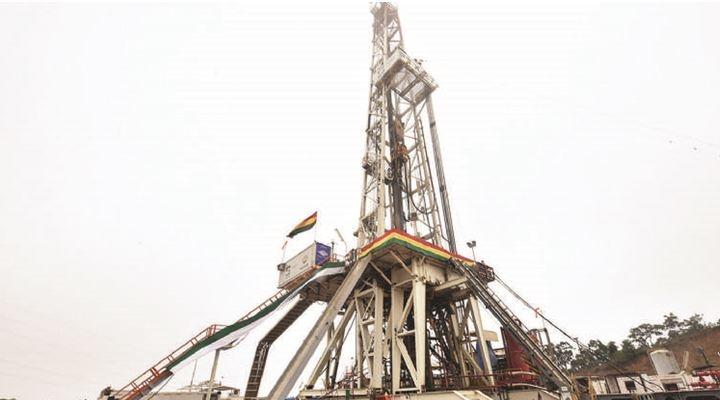 El Estado debe devolver a Repsol $us 130 millones por Boyuy X2, el pozo más profundo