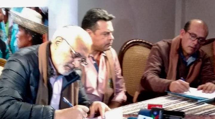Mesa cuestiona silencio y dilación de la CIDH por no pronunciarse sobre repostulaciones