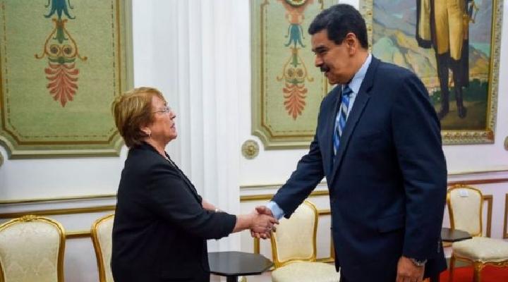 """Qué vio Michelle Bachelet en Venezuela que la llevó a decir que """"la situación humanitaria se ha deteriorado de forma extraordinaria"""""""