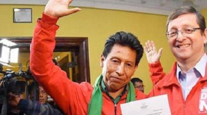 Edwin Rodríguez renuncia a la Vicepresidencia por Bolivia Dice No para fortalecer una oposición unida