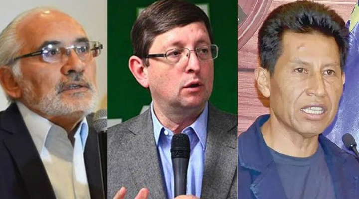 Rodríguez renuncia a su candidatura y le da un fuerte impulso a la campaña de Mesa