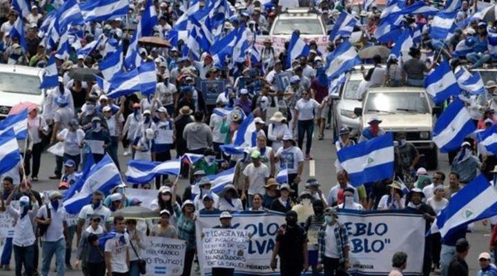 """Nicaragua: juez ordena la captura de Félix Maradiaga, destacado opositor que denunció la """"represión"""" de Ortega ante la ONU"""