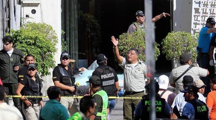 Dos años después, fiscal admite que policías dispararon a Ana Lorena en caso Eurochronos