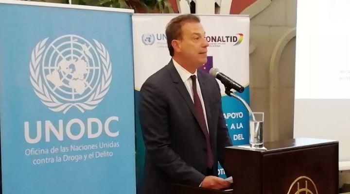 """La ONUDC señala que """"no vamos a validar"""" el mercado ilegal de coca de Chuquiaguillo"""