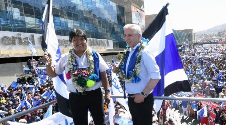 """Evo dice que """"no mentimos"""", anuncia más teleféricos y replantea hidroeléctrica Chepete El Bala"""