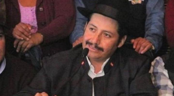 Mujer que denunció a gobernador Urquizu por abuso sexual reprocha a Fiscalía por rechazar su demanda