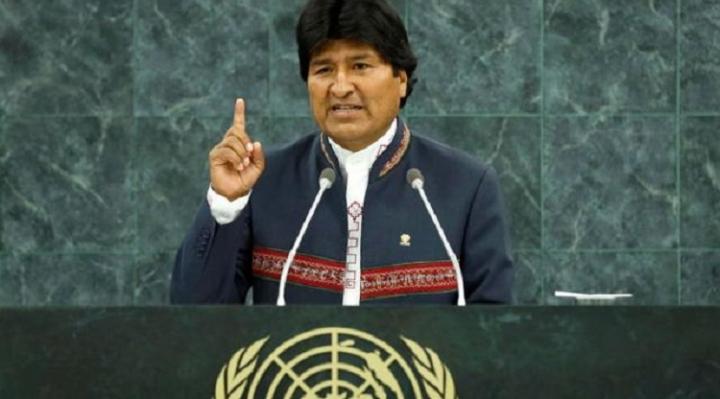 Canciller Pary afirma: participación de presidente Evo Morales en la ONU dependerá de situación de incendios en la Chiquitanía