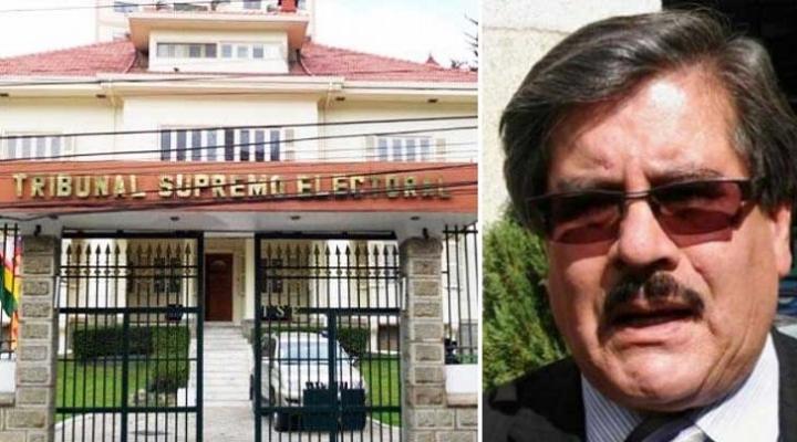 Rector Albarracín asegura que la UMSA absolvió todas las dudas del TSE sobre la encuesta