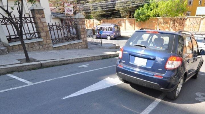 Alcaldía señala que el plan de estacionamiento tarifado en la zona Sur es autosostenible