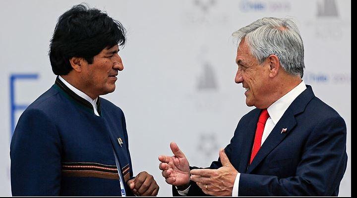 """Piñera pide que Bolivia abandone """"su absurda pretensión sobre territorio, mar o soberanía"""""""