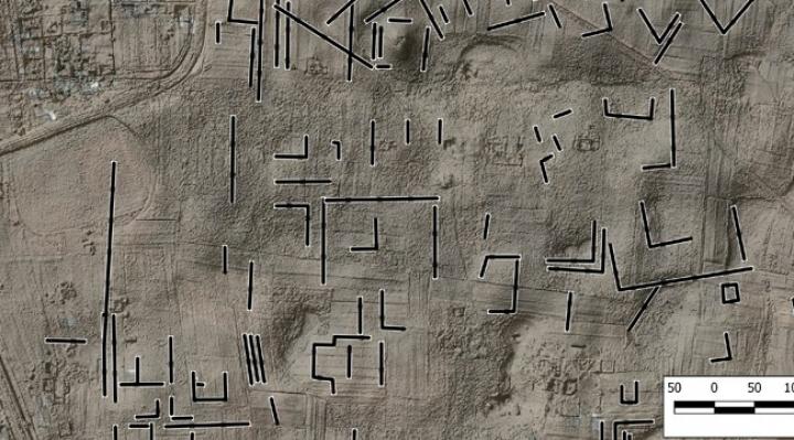 Un dron ayuda a descubrir estructuras hasta ahora desconocidas de Tiwanaku