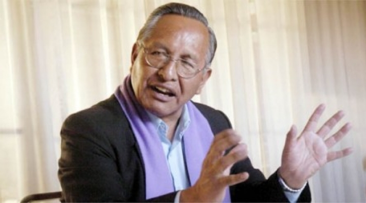Cárdenas anuncia alianza entre Demócratas, UN y UCS