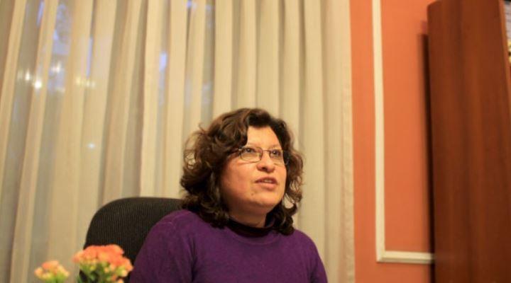"""Vocal Sandoval, que votó contra la habilitación de Evo: """"Tenemos muchas presiones"""""""