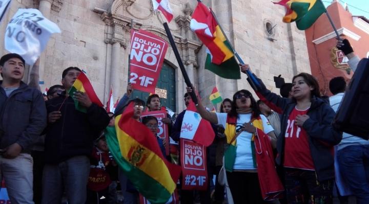 Crece la indignación por decisión del TSE y se esperan marchas y protestas masivas