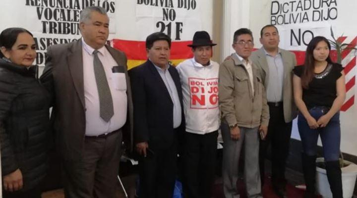 Cuatro asambleístas de la oposición inician huelga de hambre en defensa del 21F