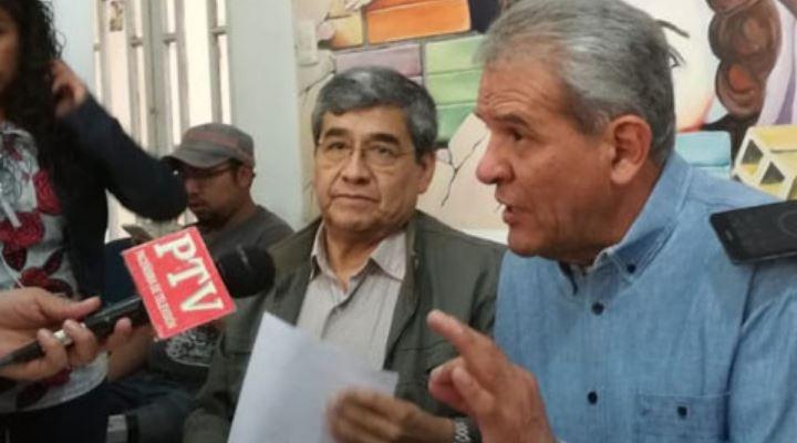 Conade convoca a la desobediencia civil contra la habilitación de Evo y Álvaro