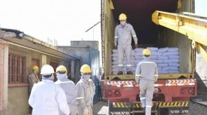 Bolivia inicia la exportación de quinua orgánica a China por puerto de Ilo