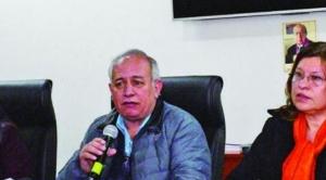 El MAS anuncia proceso judicial contra Antonio Costas y Dunia Sandoval por el voto disidente
