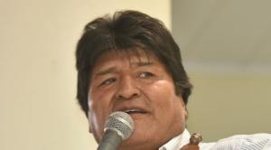 """Evo a los 20 expresidentes: """"los bolivianos van a decidir quién es su presidente"""""""