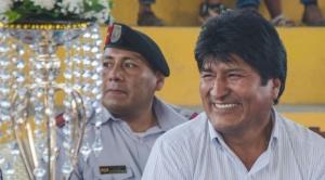 """Diario peruano: se habilitó a Evo """"pisoteando el marco jurídico"""" y """"atropellando"""" la voluntad popular"""