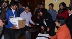 La prensa internacional critica reelección de Evo Morales