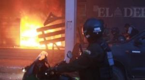 Órgano Electoral rechaza y condena atentado contra TED de Santa Cruz