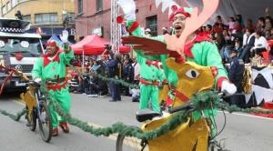 """Alcaldía a funcionarios ediles: no están """"obligados"""" a participar del desfile navideño pero deben """"apoyar"""""""