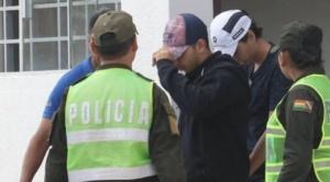 Envían a la cárcel a cuatro muchachos que supuestamente violaron a una joven, en Santa Cruz