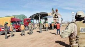 Militares fueron filmados favoreciendo a contrabandistas