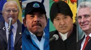 A investidura de Maduro asisten presidentes de Bolivia, Nicaragua, Cuba, El Salvador y Osetia del Sur