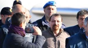 Cesare Battisti ya cumple cadena perpetua en la cárcel Ribibbia de Roma