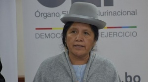 "Órgano Electoral tratará hoy publicación de ""intención de voto"" favorable a Evo"