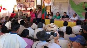 Piden sancionar al Gobierno por la violación de los derechos de la Madre Tierra en el TIPNIS