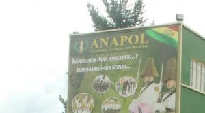 Dos jefes policiales fueron aprehendidos por el caso Anapol 1